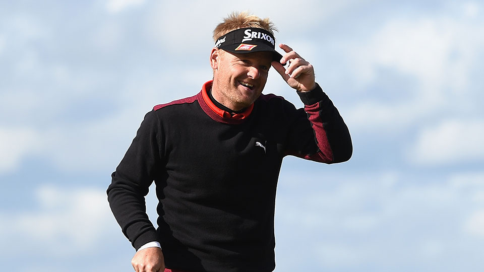 Soren Kjeldsen won the Irish Open after a 3-way playoff.