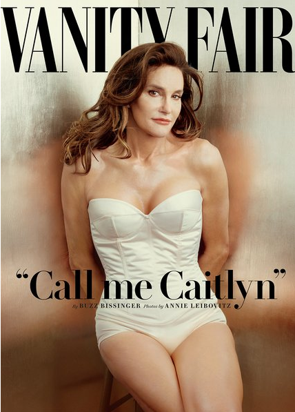 Caitlyn Jenner appears on the July cover of Vanity Fair.