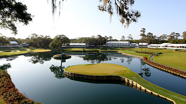 TPC Sawgrass (Players Stadium)