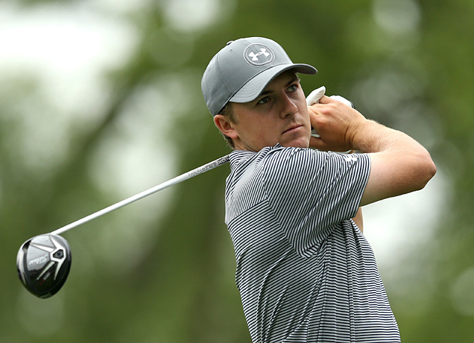 Jordan Spieth had a great round to open the tournament.
