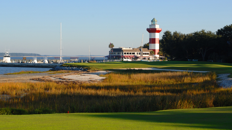 Harbour Town reopened on Wednesday. It will again host the RBC Heritage in April.