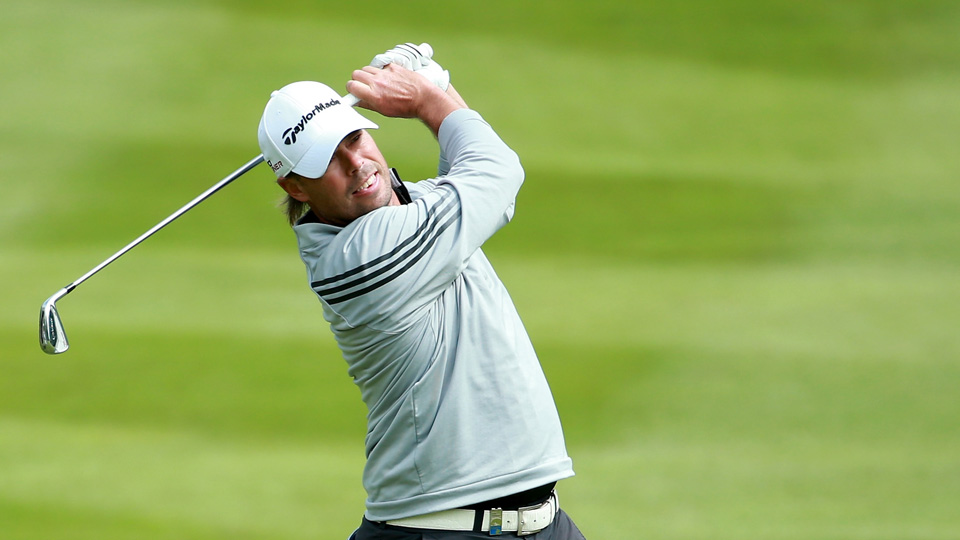 Mikael Lundberg is the defending champion of the Lyoness Open.