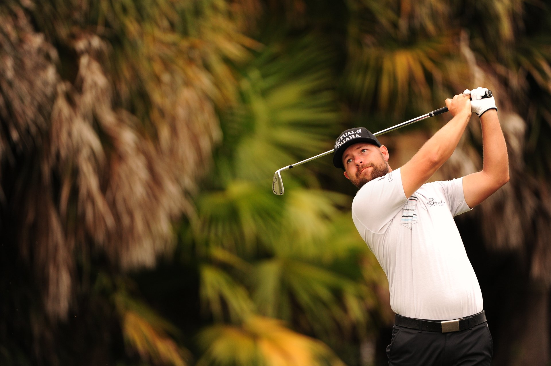 Moore's ability to find fairways (he ranks 12th on Tour in driving accuracy) should be a boon at Chambers Bay.