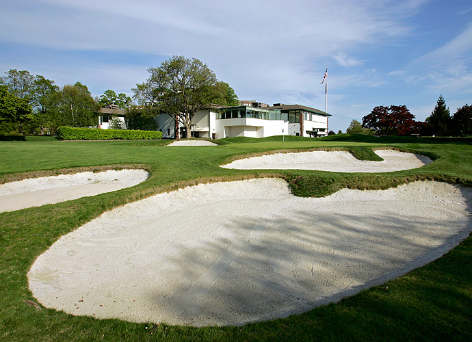 Westchester Country Club has played host to numerous professional golf tournaments.