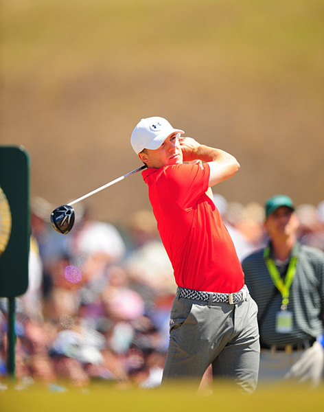 It's becoming a common occurrence to see Jordan Spieth in the final group at a major.