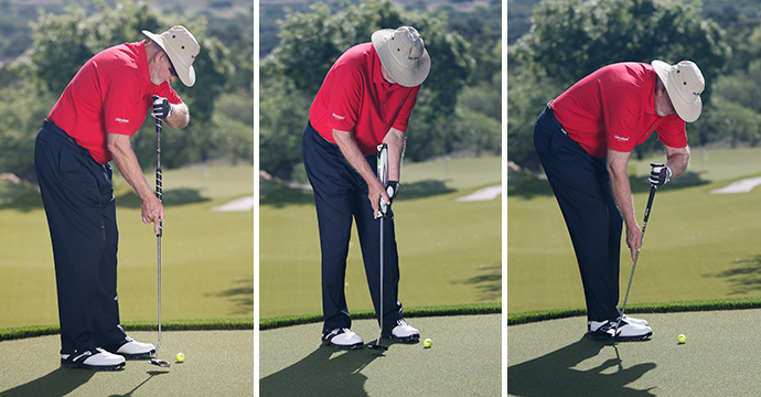 These three legal putting styles work better than soon-to-be-banned anchoring.
