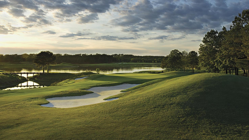 Capitol Hill in Prattville, Alabama, might be the most well known course on the Robert Trent Jones Golf Trail.