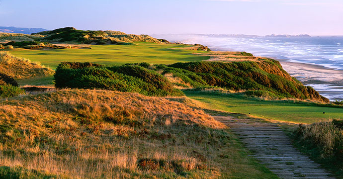 Bandon Dunes Resort ranks high among golfer's favorites and to-do lists.