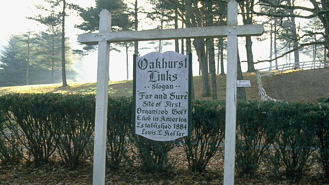 Oakhurst Links