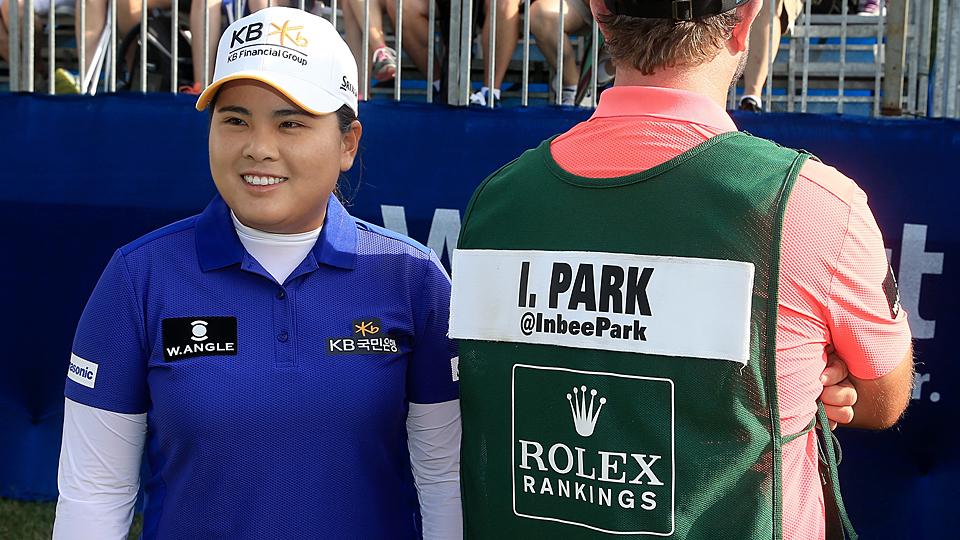 Inbee Park has won two U.S. Women's Open in her career.