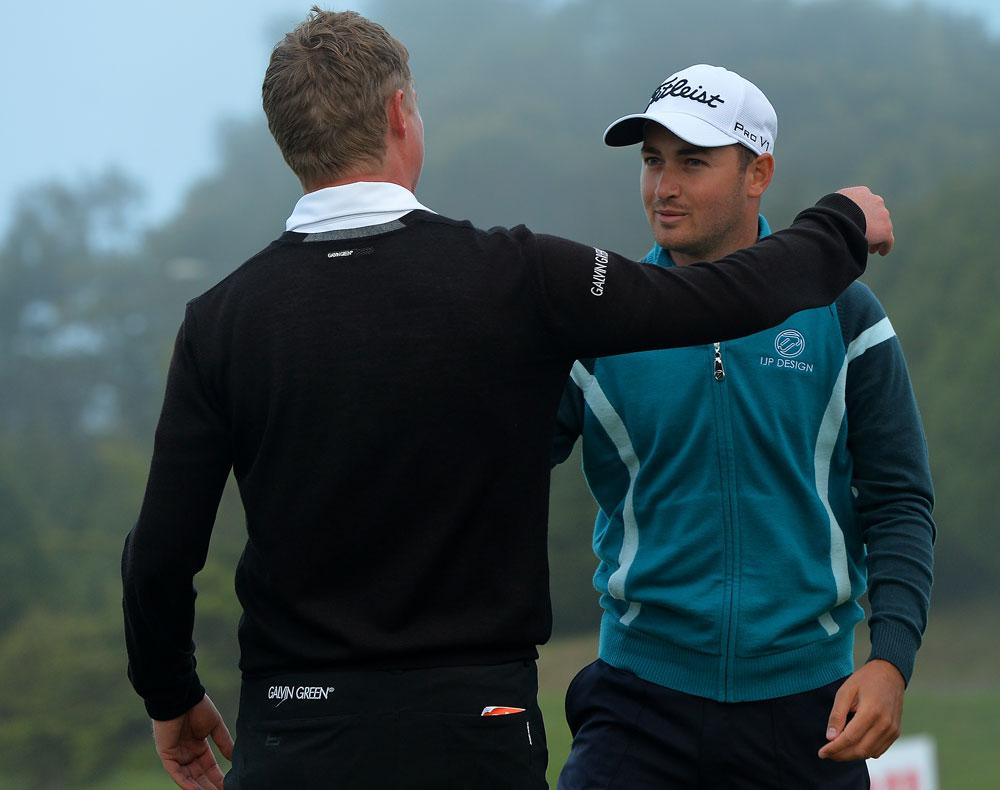 Daniel Brooks won the 2014 Madeira Islands Open.