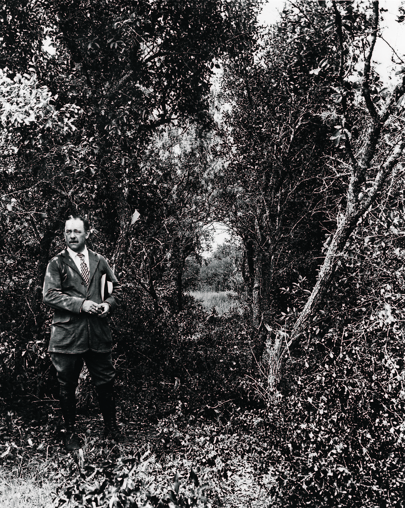 A.W. Tillinghast will be posthumously inducted in the World Golf Hall of Fame on Monday.