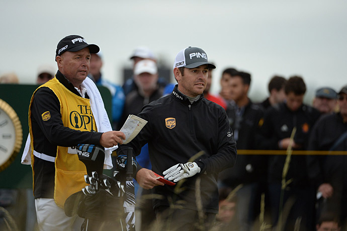 Louis Oosthuizen shot a 67 on Thursday.