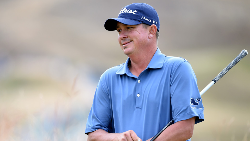Jason Dufner is sporting a slim physique and a short haircut. Now, if he can just trim some strokes on the greens…