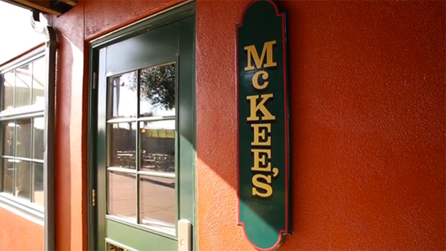 McKee's Pub is one of most renowned 19th holes in golf.