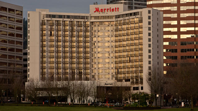 Stay at a Marriott and you could earn points toward your next tee time.