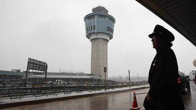 New York's LaGuardia Airport has more flight delays than any other airport in the country.