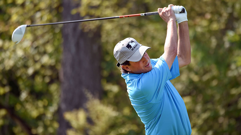 Billy Andrade won the Boeing Classic on Sunday for his second Champions Tour victory and first in an individual event, overcoming trouble early in the final round for a one-stroke victory.