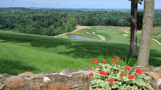 Your stay at the Pete Dye Mansion includes unlimited golf for up to eight guests.