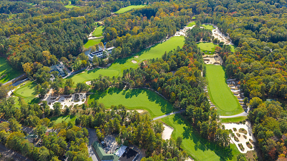 Pine Valley Golf Club topped GOLF Magazine's list once again.