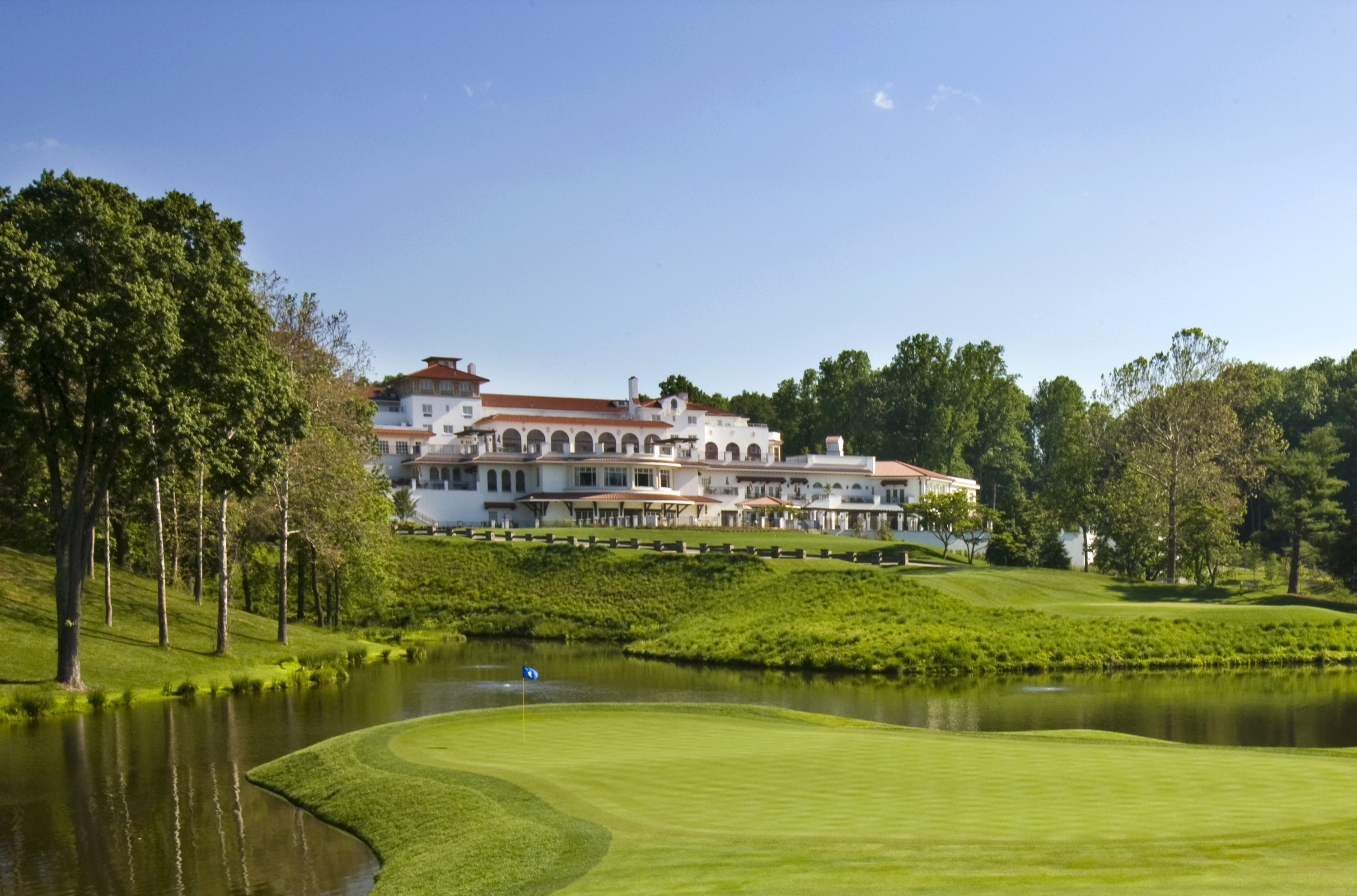 the 18 most iconic clubhouses in golf golf com