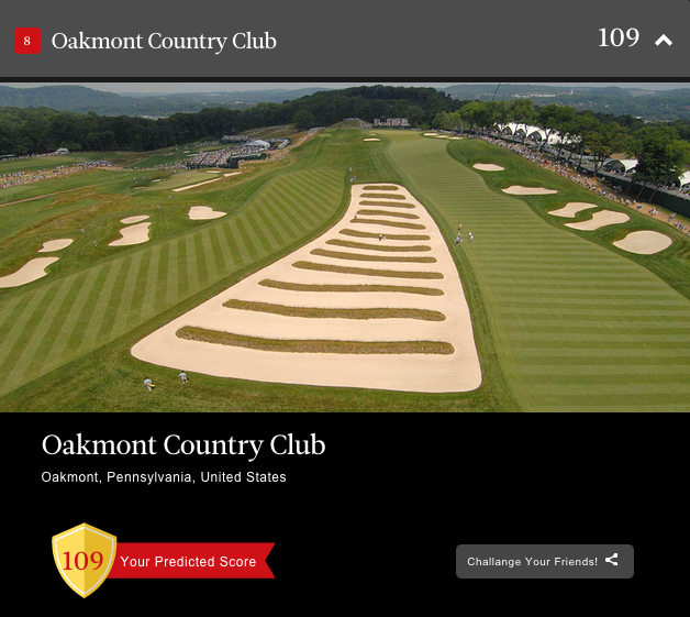 Charles Barkley on Oakmont, 2016 U.S. Open venue.