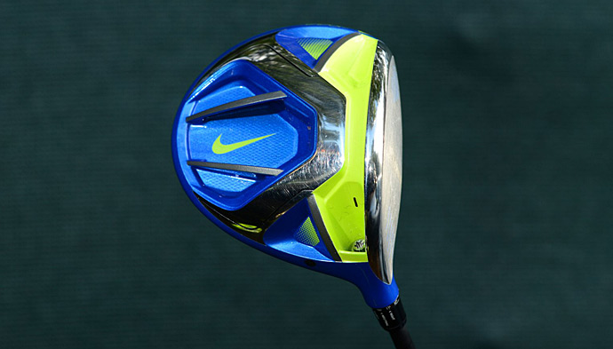 Casey is also playing a new prototype Nike Vapor Fly driver this week.