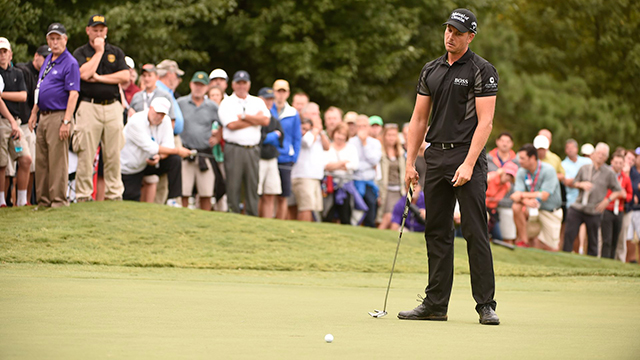 Stenson opened with a 63, but Spieth bested the Swede by seven shots when the two were paired on the weekend.