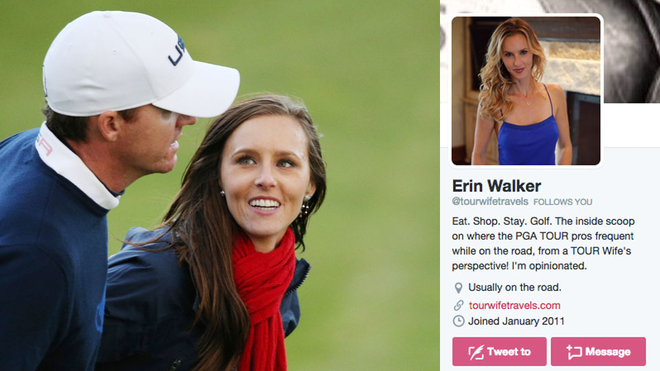 For an insight into what it's like to be the wife of a PGA Tour star, check out Erin Walker at @tourwifetravels.