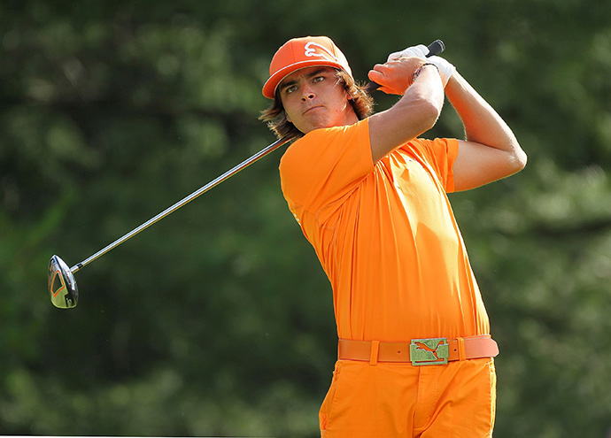 Brightly-colored Fowler emerged as the best new kid on Tour in 2010, where he recorded seven top-10s and an invite on a captain's pick to the 2010 U.S. Ryder Cup team.