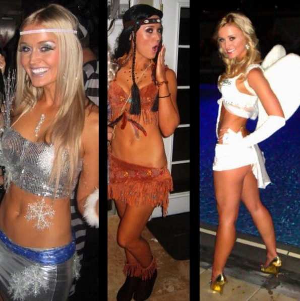 #FBF Blasts from the past! Who's dressing up this Halloween & what are you going as?!?