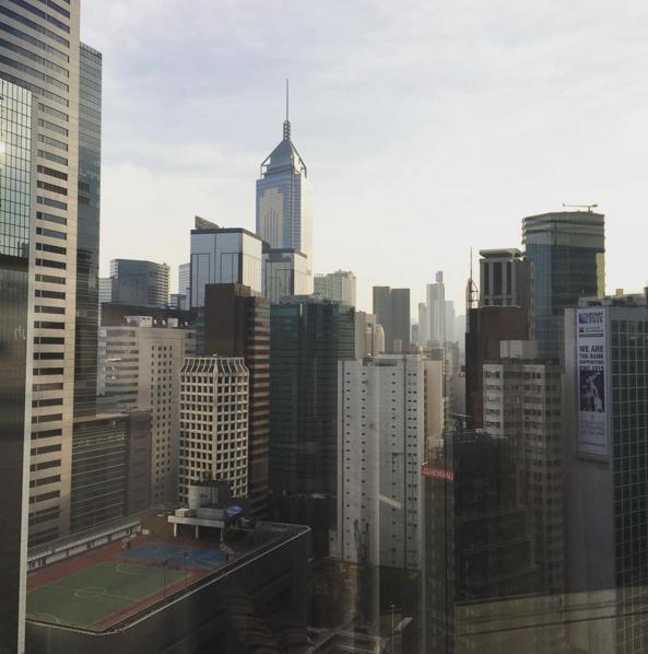 Good morning Hong Kong! #cityscape