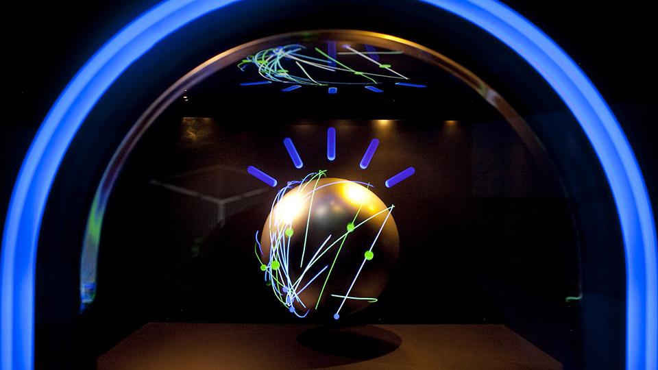 IBM Watson's computer housing case