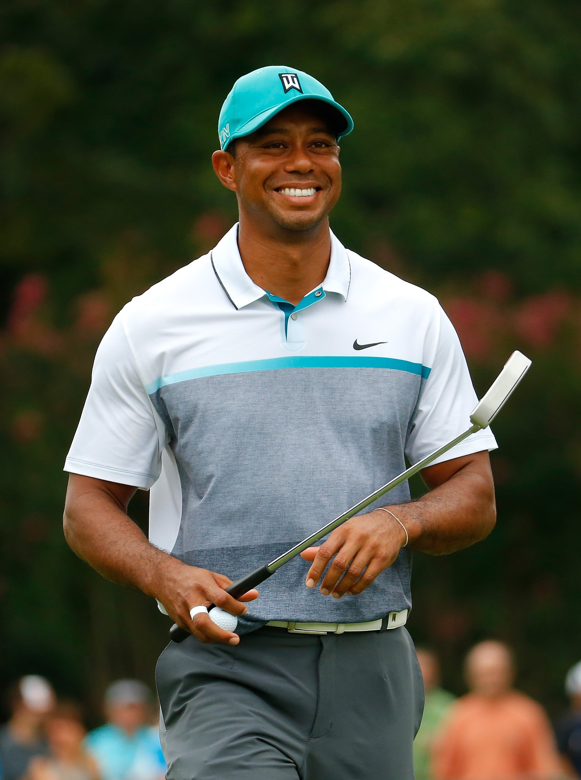 Tiger needs more reps in 2016, but that will take a healthy back.