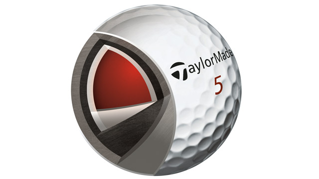 TaylorMade Tour Preferred X Golf Ball