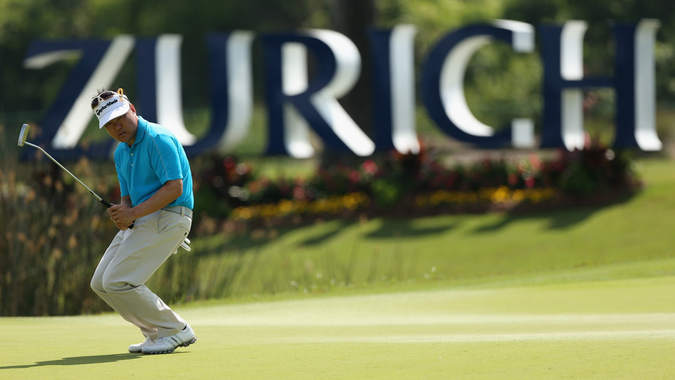 The 2015 Zurich Classic was held at TPC Louisiana in Avondale, La.