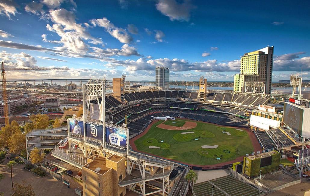 San Diego Padres Tour