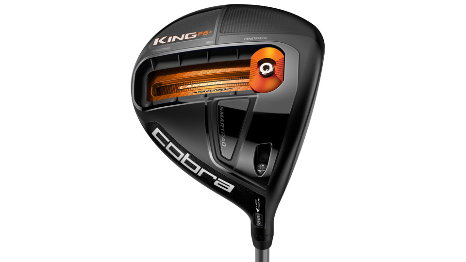 Cobra King F6 Plus Driver