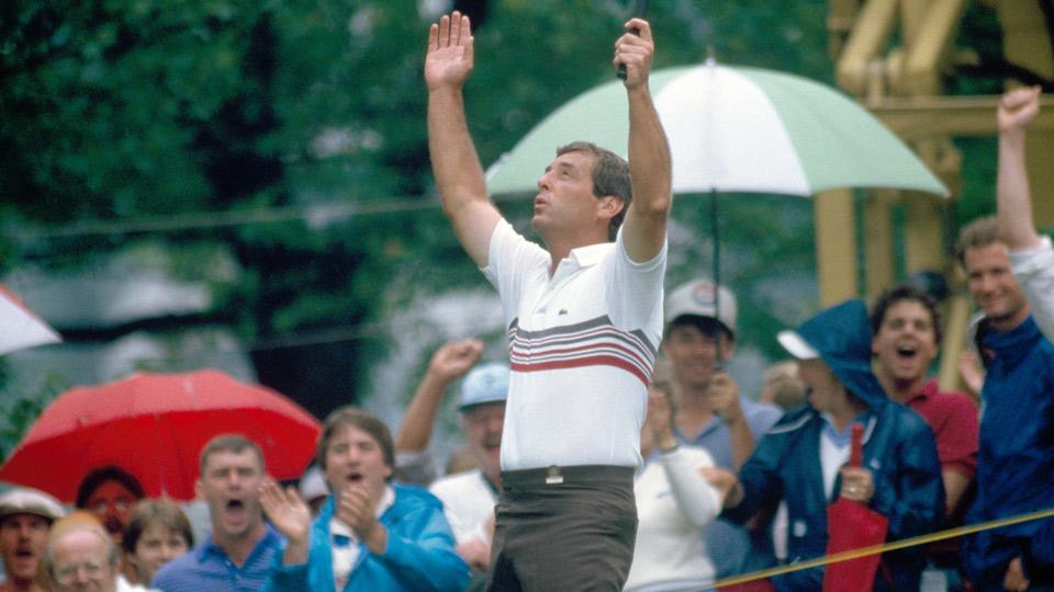 Fuzzy Zoeller won the 1984 U.S. Open.