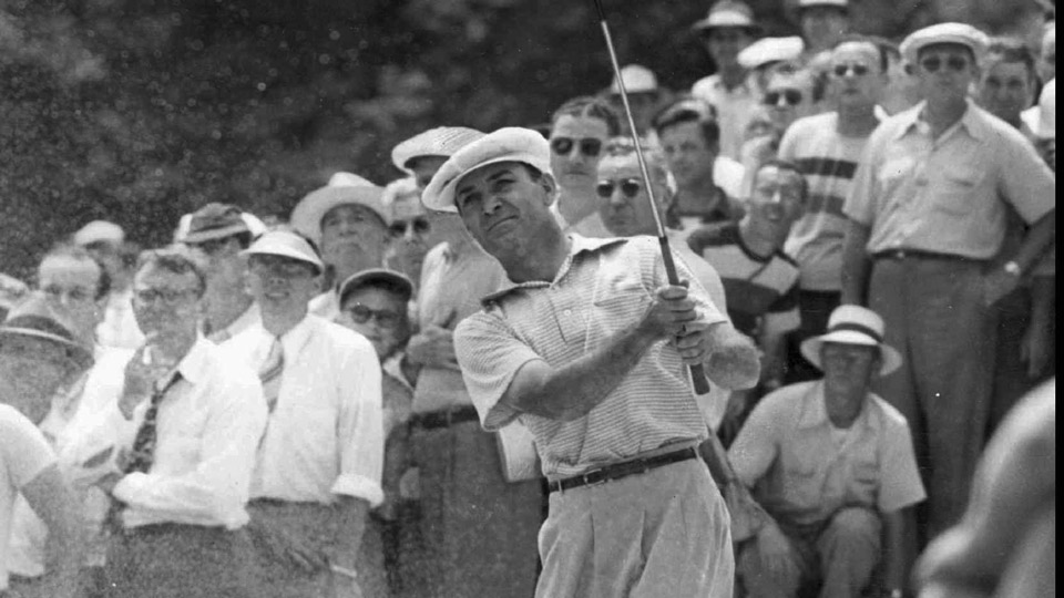 The one and only Ben Hogan.
