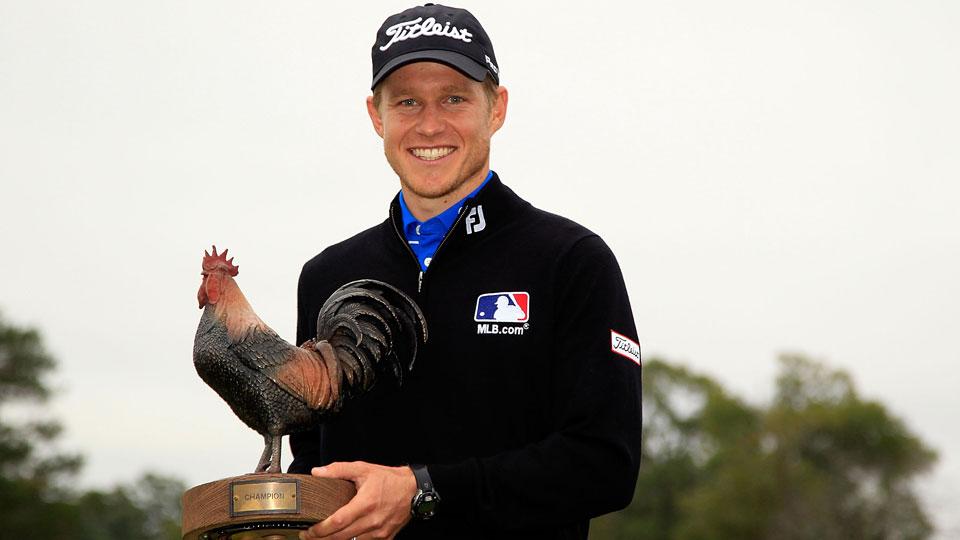 Peter Malnati won his first PGA Tour title at the 2015 Sanderson Farms Championship.