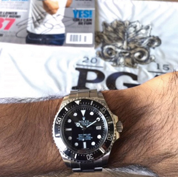 Welcome to Instagram @Rolex #101031