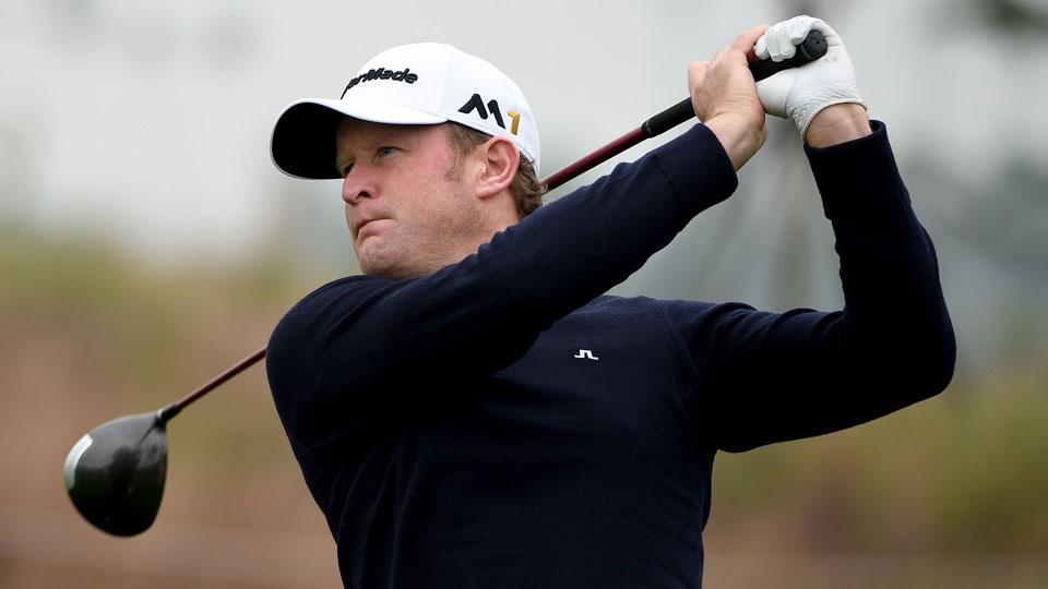 Jamie Donaldson is a three-time winner on the European Tour.