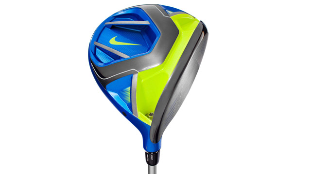 Rory McIlroy's current driver, the Nike Vapor Fly Pro.