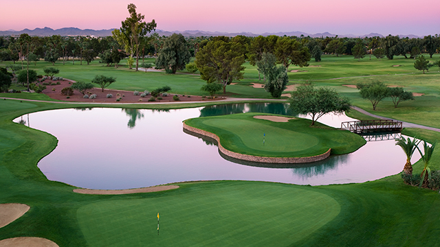 The Gold course has long been a fixture in GOLF Magazine's Top 100 Courses in the U.S.