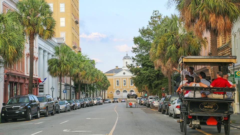 """Charleston, South Carolina—on James Island, along the Intercoastal."" — Russell Henley"