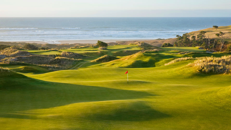Bandon Dunes was ranked GOLF magazine's No. 8 Course You Can Play in 2014.
