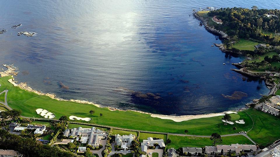"""""""Pebble Beach. The Carmel area is just stunning."""" — Matt Jones"""