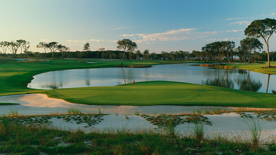 """""""The north end of St. Simons Island, where I play all my golf. The north end is more wooded and out in the country. It's less commercialized. I live on the south end of the island. They're only like six miles apart."""" — Brian Harman"""