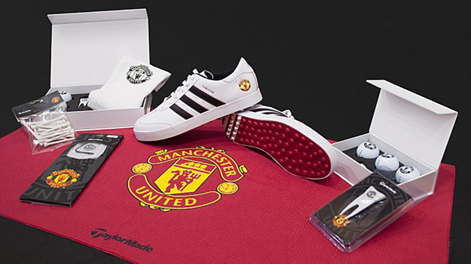Manchester United fans can now represent their team on the golf course.